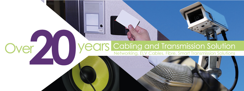 Over 20 years in Structured Cabling Systems